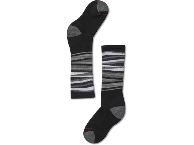 Smartwool Wintersport Stripe Socks Kids black